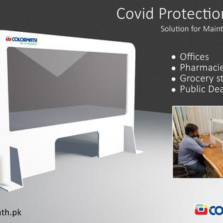 Covid Protection Shield