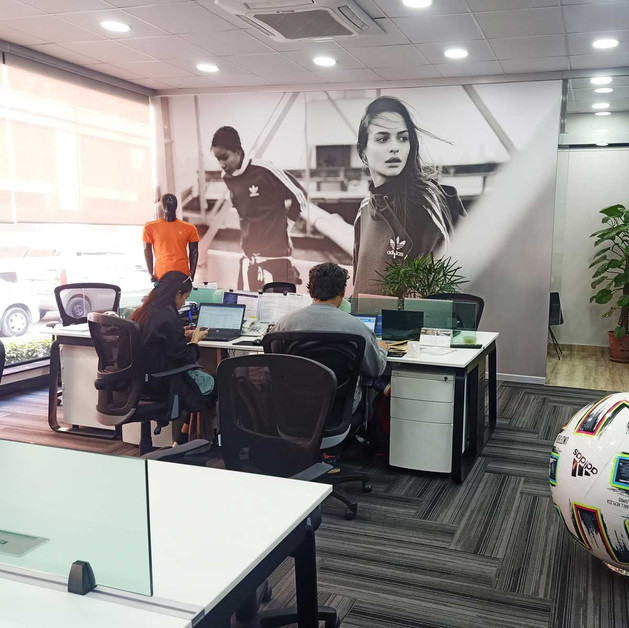Adidas Head office