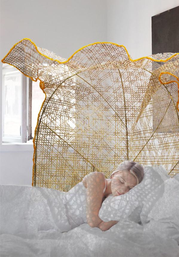 Cocon Voilette / Dormir