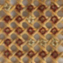 Cannage Textile_Losanges_AAF