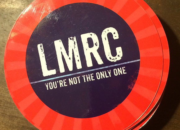 LMRC Car Magnet - You're not the only one