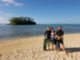 Muri Beach in Rarotonga