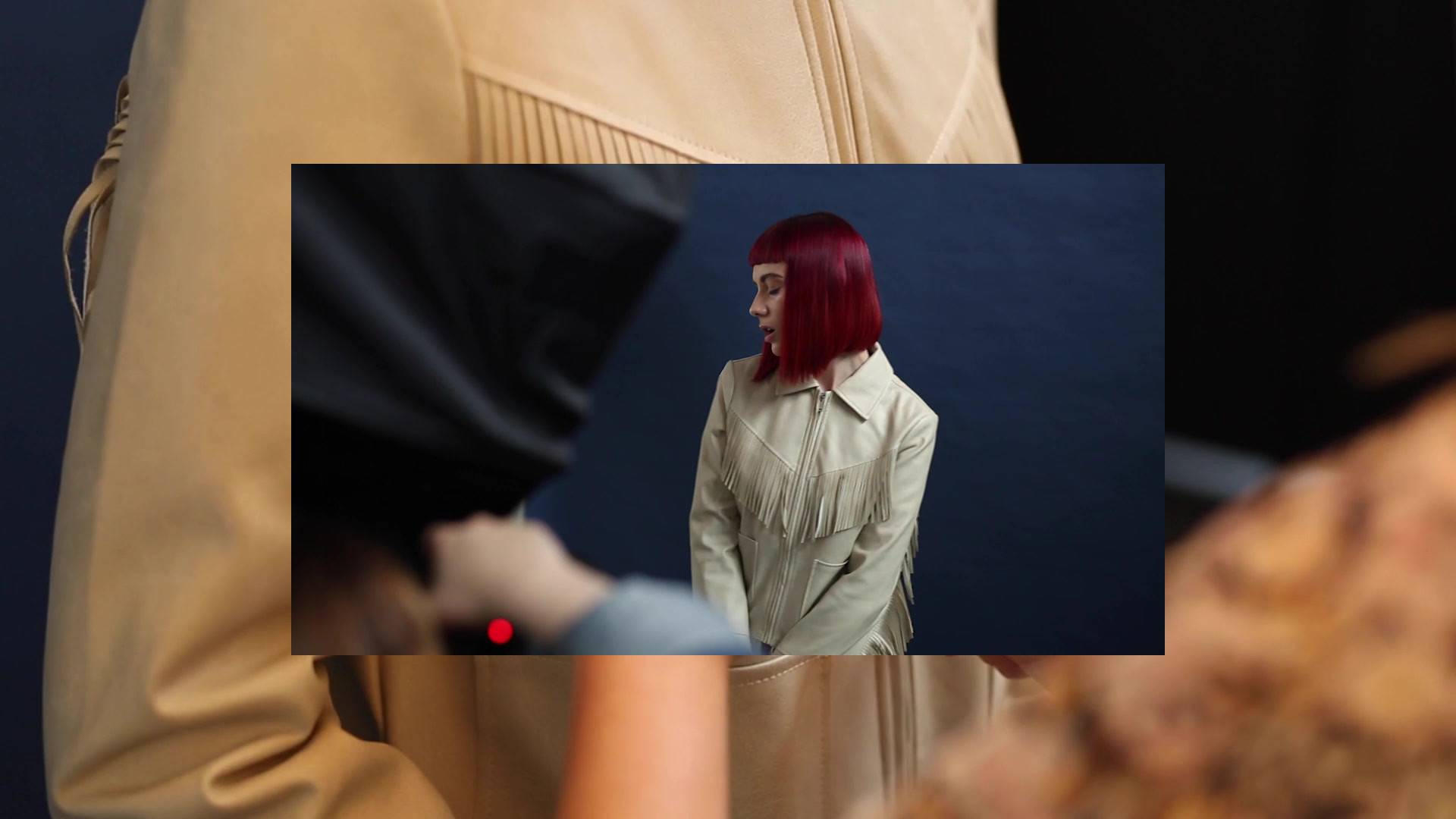 ColourCode Autumn Winter Photoshoot