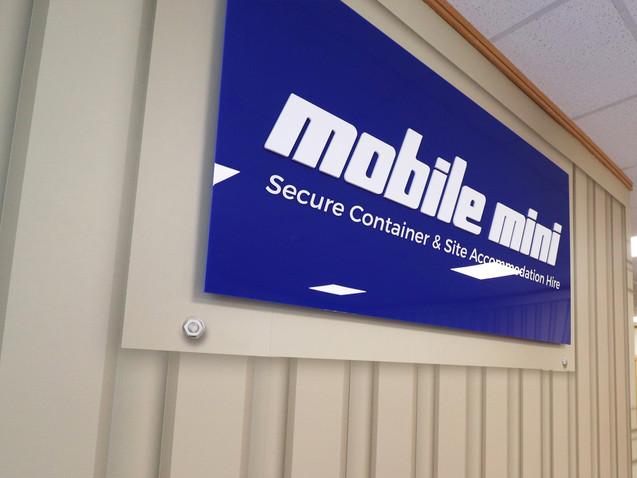 Mobile Mini UK Design
