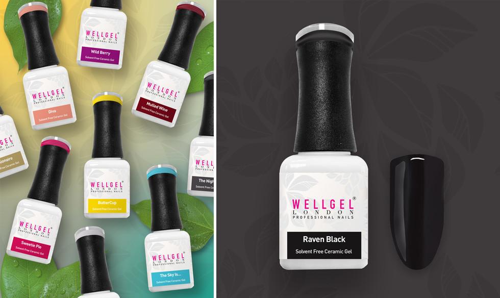 Wellgel London Digital Bottle Renders