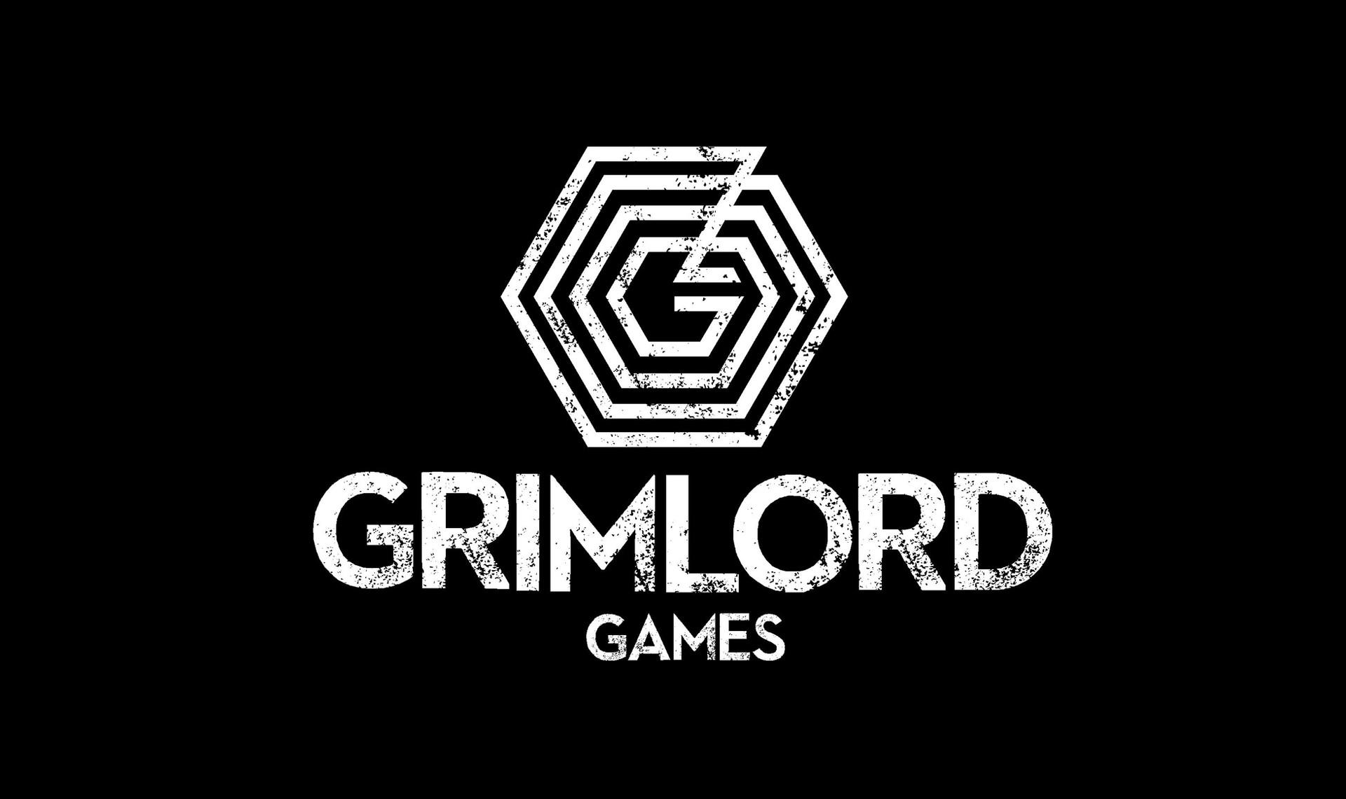 Grimlord Games Logo Design & Branding