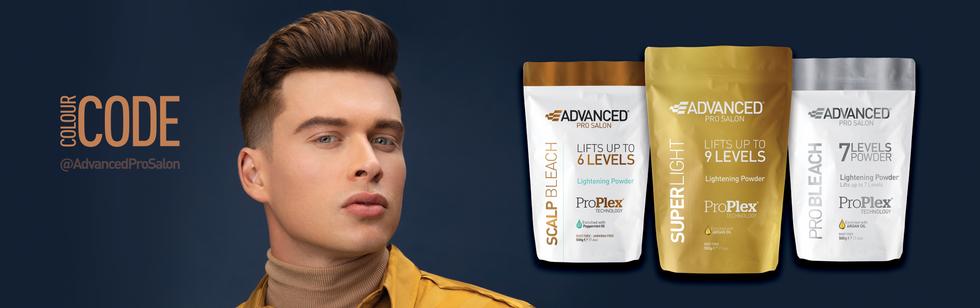 Advanced Pro Salon Powder Bleach Range