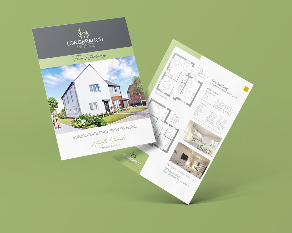 Longbranch Homes Property Type Cards