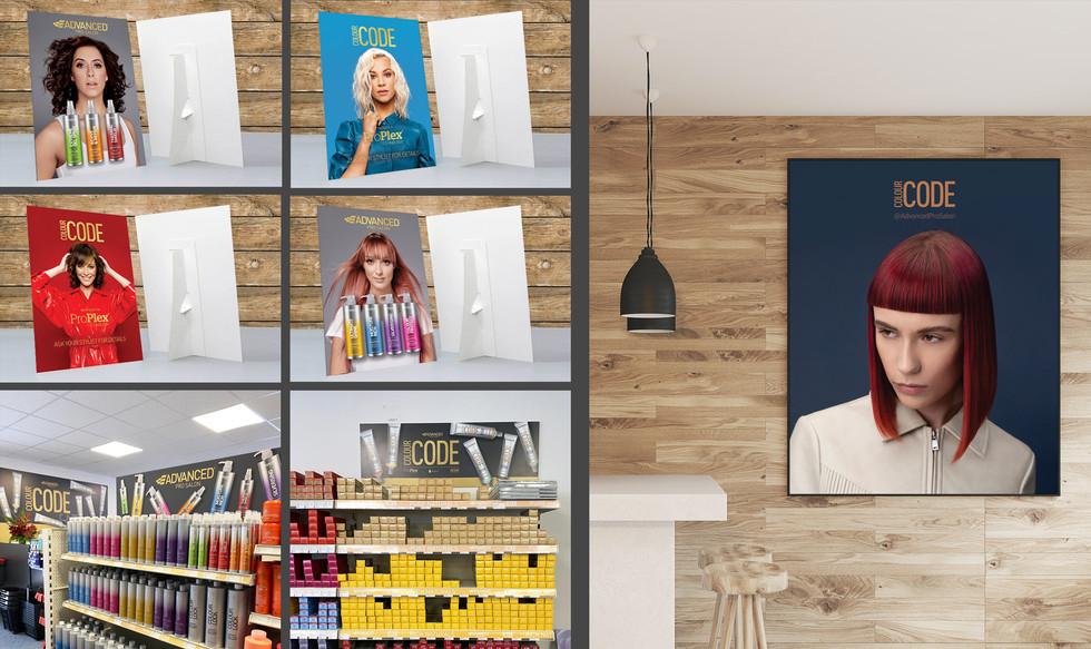 ColourCode Retail POS Design