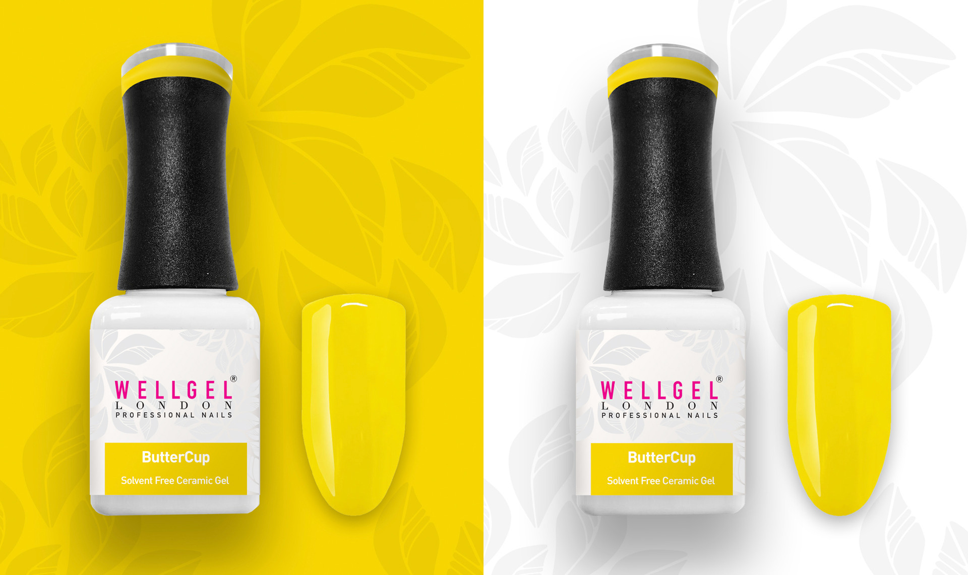 Wellgel London Digital Product Renders