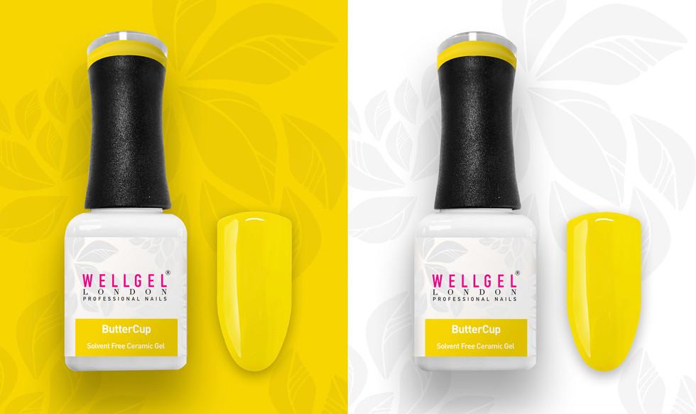 Wellgel London Digital Product Renders