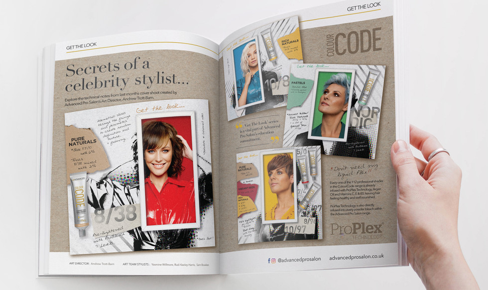ColourCode PR, Marketing & Design