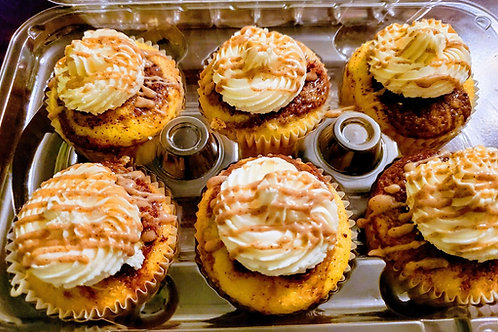 6 Count Cupcakes