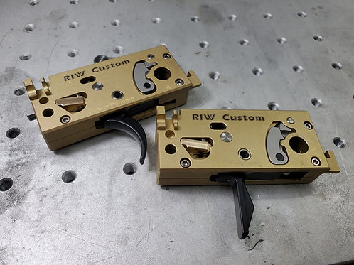 G&P Marui MWS CNC Custom Adjustable Trigger Box (RIWCustom Ver)
