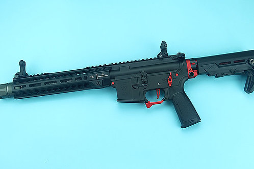 G&P Strike Tactical Rifle 10″ (MWS System) (Red Edition)