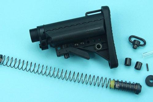 G&P Marui MWS Stubby Buttstock Kit (Black)