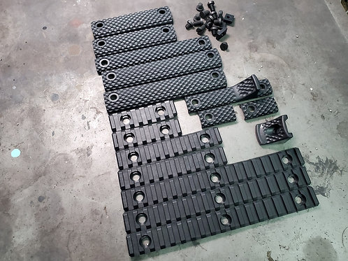 G&P URX III Rail Cover Set (L)