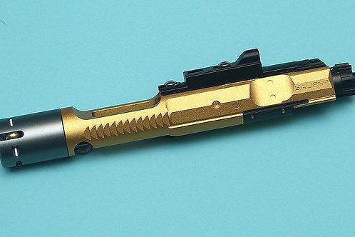 G&P MWS Forged SAI Bolt Carrier Set (Gold Chromic Coating)(For TM Buffer Tube)