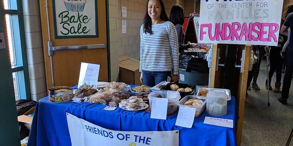 Bake Sale at CFF's Summer Family Fun Day