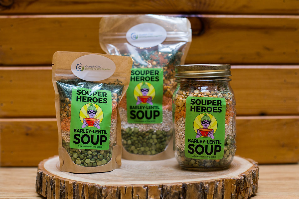 Guelph, Food, Seed, Soup, Souper, Heroes