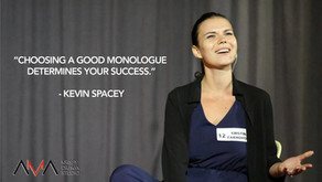 Choosing a good monologue determines your success