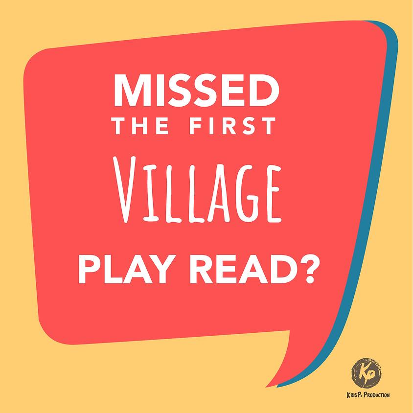 1st Village Play Read