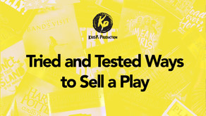 Tried and Tested Ways to Sell a Play