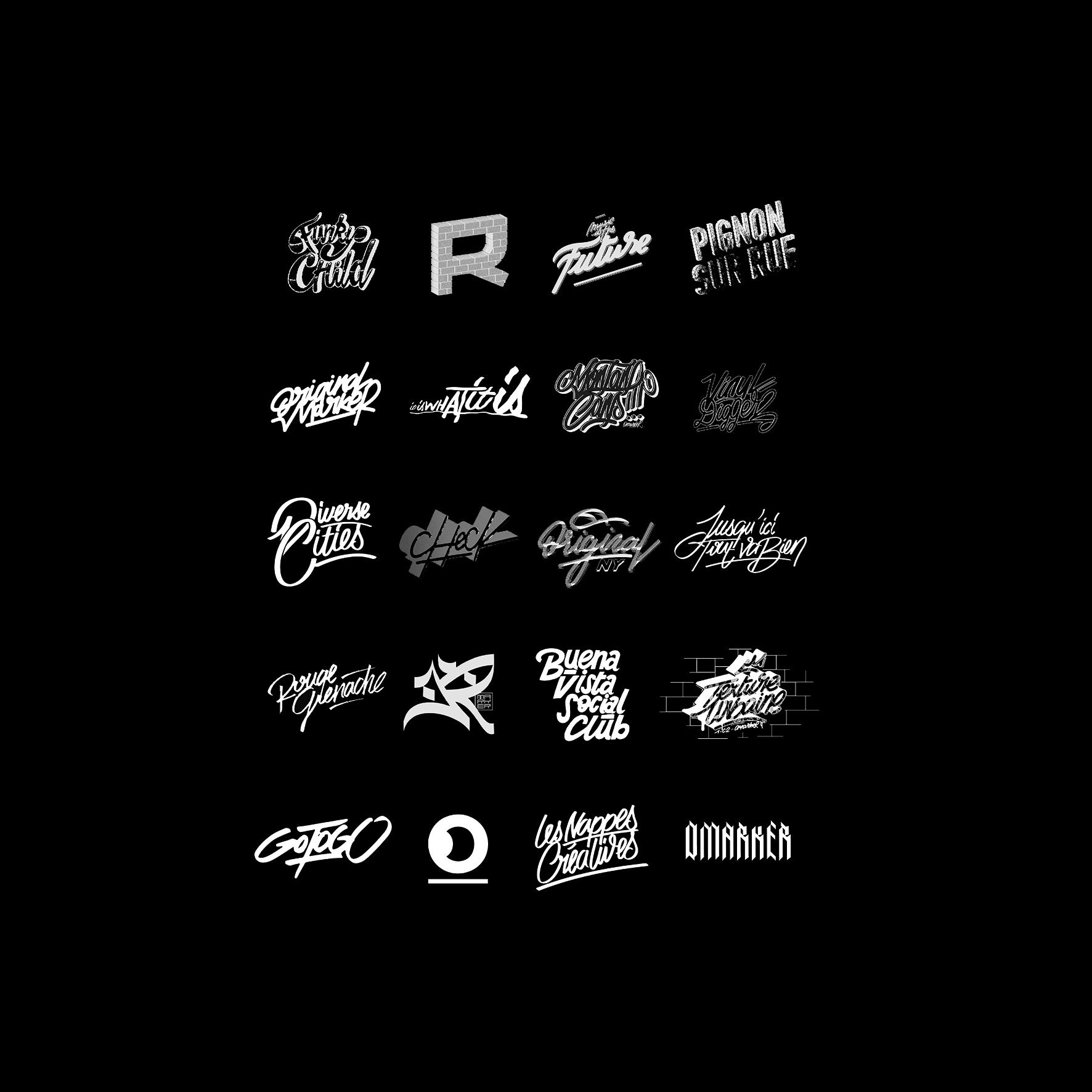 Type Design & Logotype