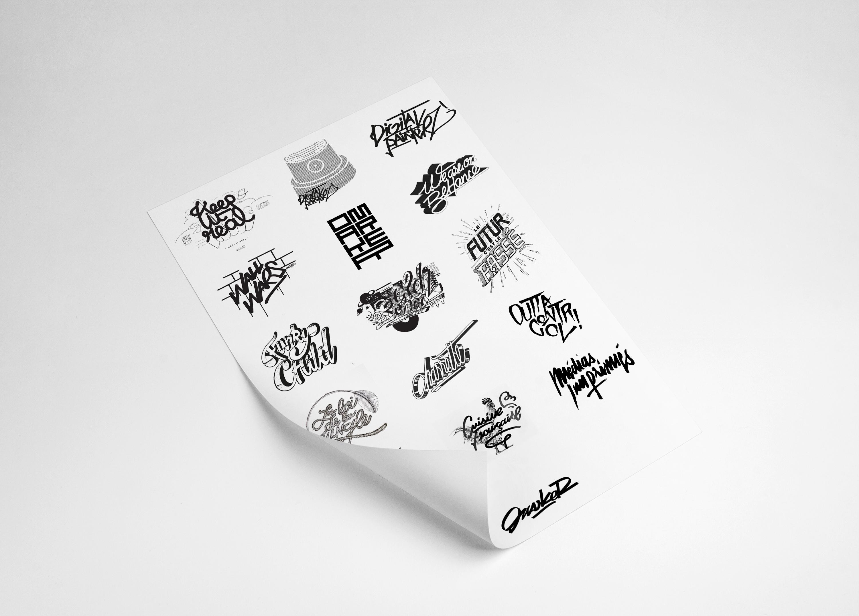 Logo & Typo Collection