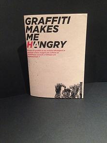 Graffiti makes me... Édition sur le graffiti - Julien MARTINEZ, Studio Voart