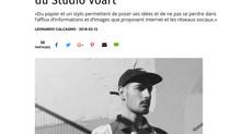 """""""Histoire de bureau"""" - Interview de Julien Martinez a.k.a Omarker par Baronmag"""