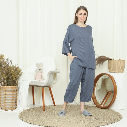 7/8 Long Sleeves Jammie Set