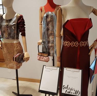 In anteprima alle Galeries Lafayette a Cannes la collezione Primavera Estate 2018