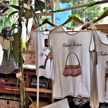 Le T-shirts ecologiche di Annalisa Queen