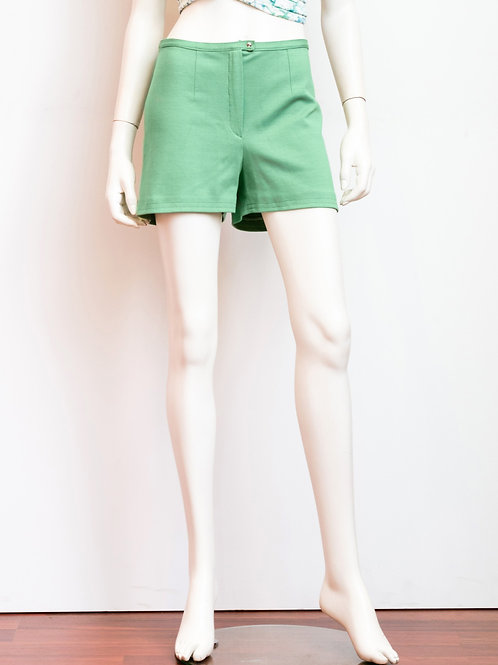 Pantaloncino verde acqua