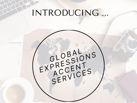 Global Expressions Accent Services