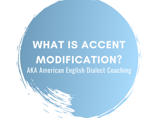 What is Accent Modification?