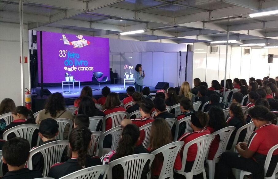 33 Feira do Livro de Canoas - RS - 2018