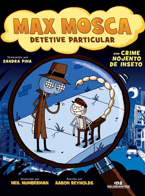 Max Mosca - Detetive particular