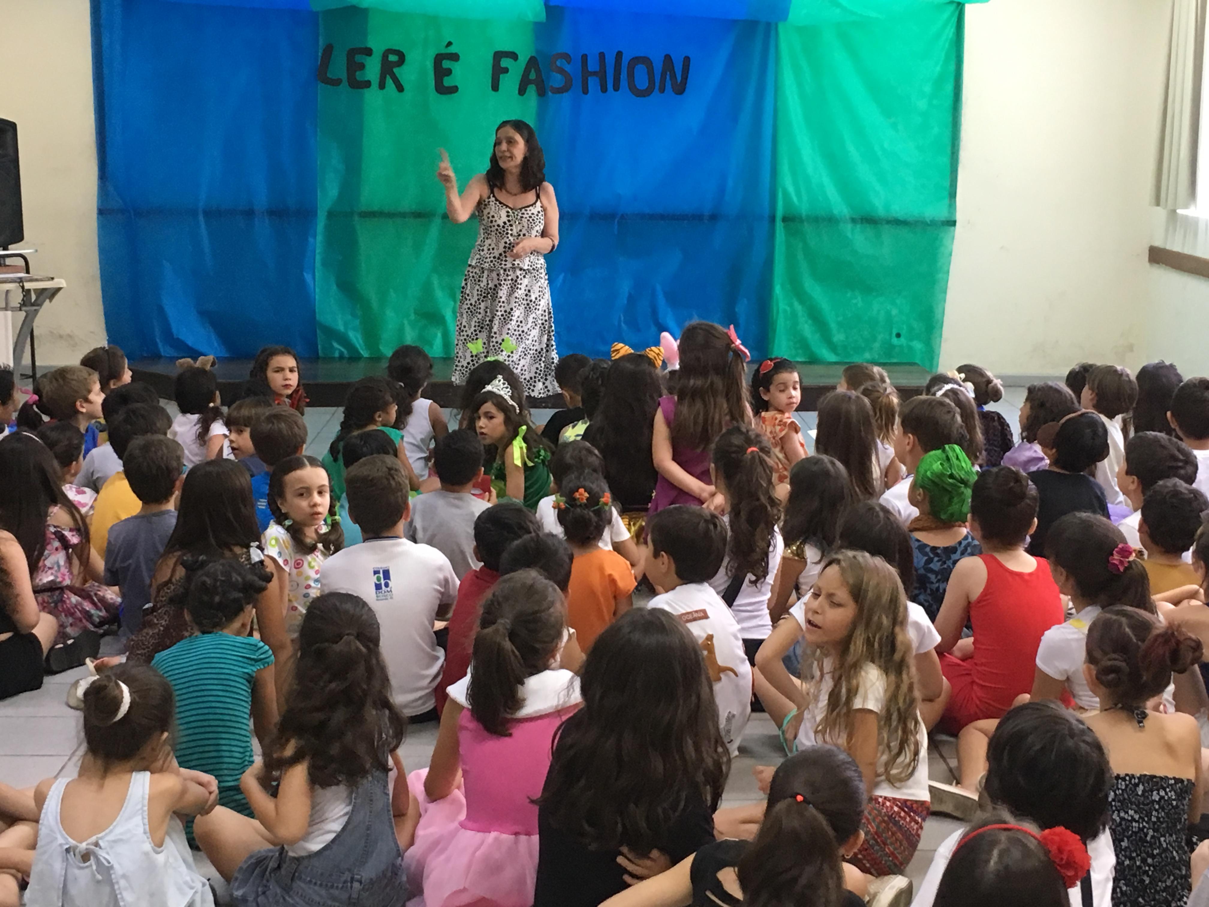 Encontro com alunos em Campos - RJ