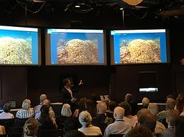 Dylan return to Shoals Marine Laboratory as Speaker
