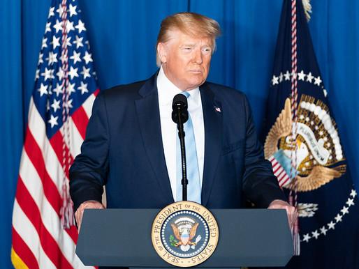 Trump Calls For Early Presidential Debate With Joe Biden
