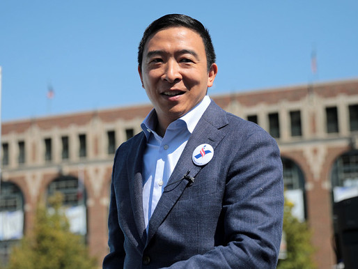DNC Snubs Andrew Yang From Speaking at Convention