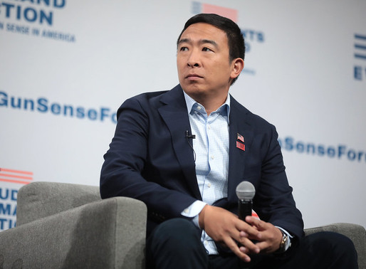 Amidst Pandemic One Thing Clear: Andrew Yang Should Have Been The Democratic Nominee