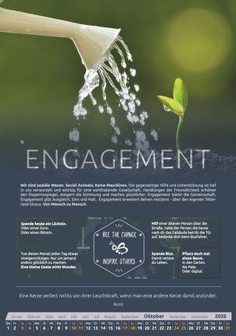 Oktober - Engagement
