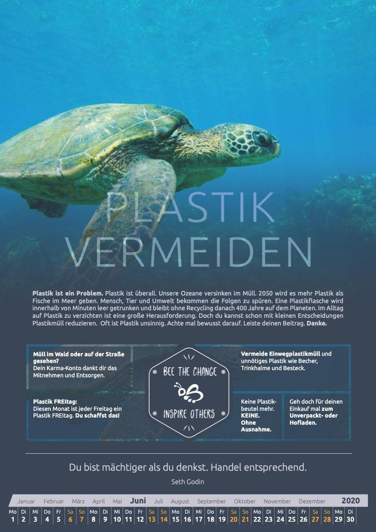 Juni - Plastik vermeiden