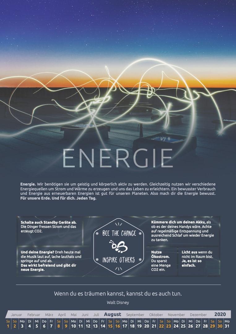 August - Energie