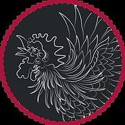 Johnny Sánchez Restaurant New Orleans logo rooster Aarón Sánchez