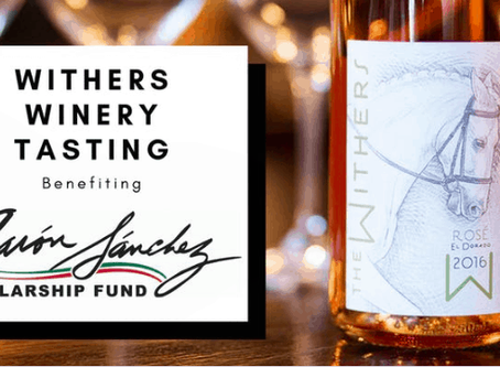 ASSF x Withers Winery Tasting Benefit