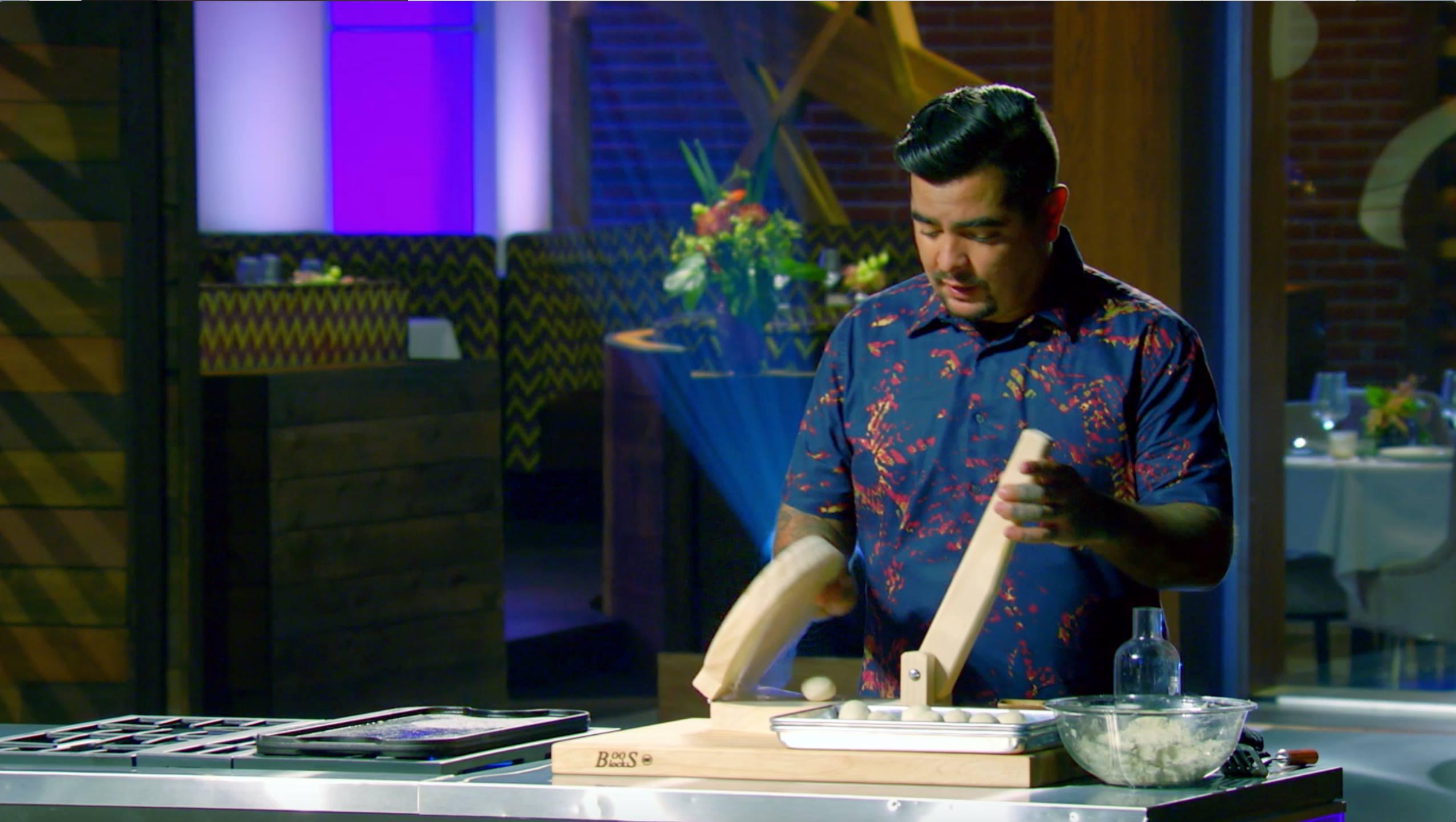 How to Make the Perfect Corn Tortilla   Season 8   MASTERCHEF